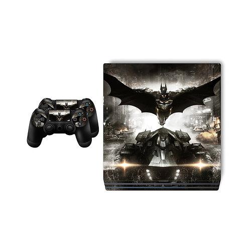 PS4 Pro Batman #1 Skin For PlayStation 4