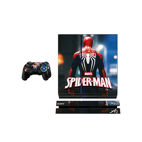PS4 Standard Spider-Man #2 Skin For PlayStation 4