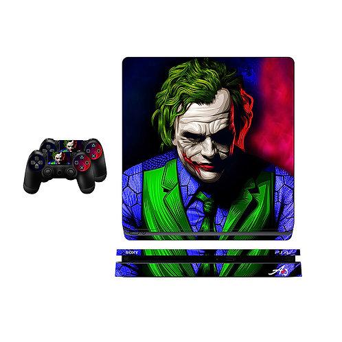 PS4 Slim Joker #2 Skin For PlayStation 4
