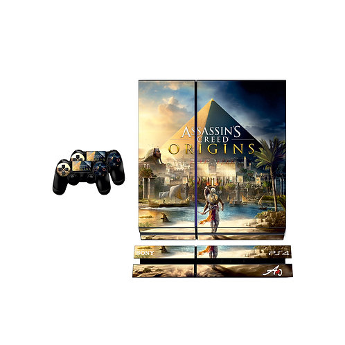 PS4 Standard Assassin's Creed #1 Skin For PlayStation 4