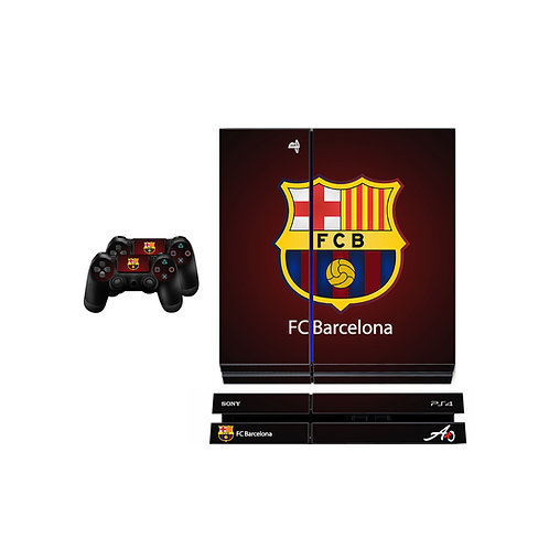 PS4 Standard FC Barcelona #2 Skin For PlayStation 4
