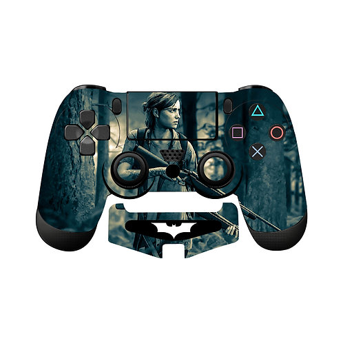 PS4 The Last of Us #12 Skin For PlayStation 4 Controller