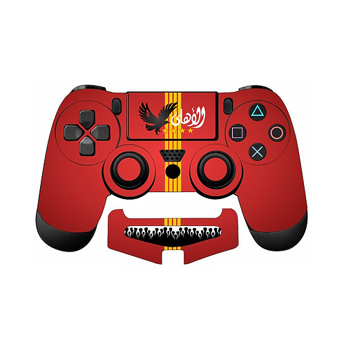 PS4 Al Ahly SC #2 Skin For PlayStation 4 Controller