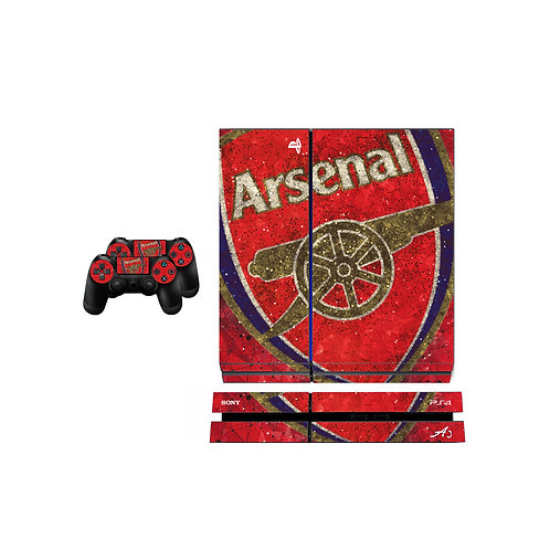 PS4 Standard Arsenal F.C. #1 Skin For PlayStation 4