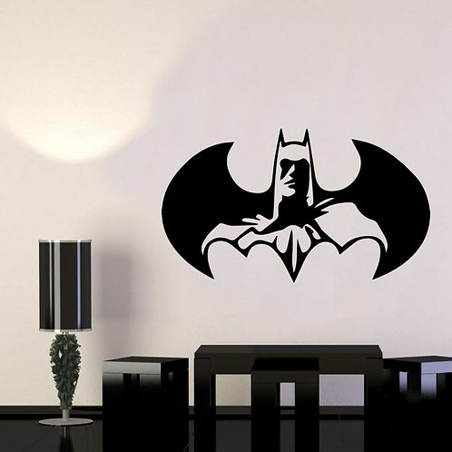 Batman #2 Decal Wall Sticker