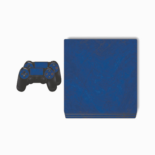 PS4 Pro Artwork #1 Skin For PlayStation 4