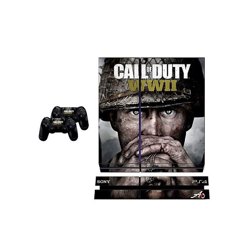PS4 Standard Call of Duty #1 Skin For PlayStation 4