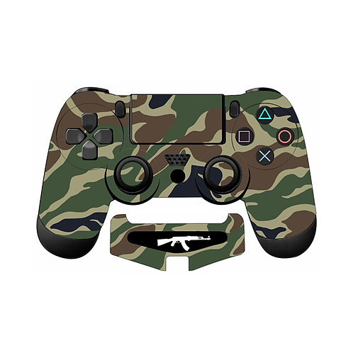 PS4 Camouflage #1 Skin For PlayStation 4 Controller