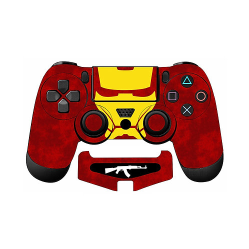 PS4 Iron Man #2 Skin For PlayStation 4 Controller