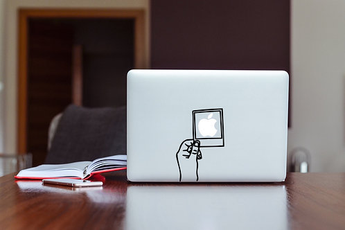 Pic Decal Sticker For Laptop & MacBook
