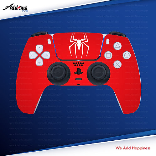 PS5 Controller Spider-Man #1 Skin For PlayStation 5