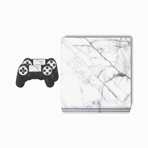 PS4 Pro Marble #2 Skin For PlayStation 4