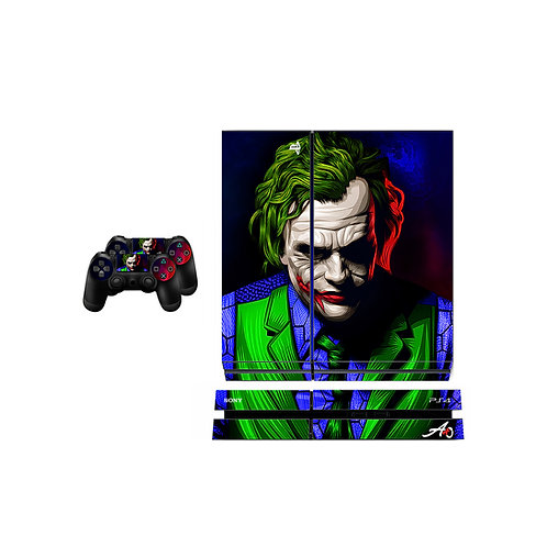 PS4 Standard Joker #2 Skin For PlayStation 4