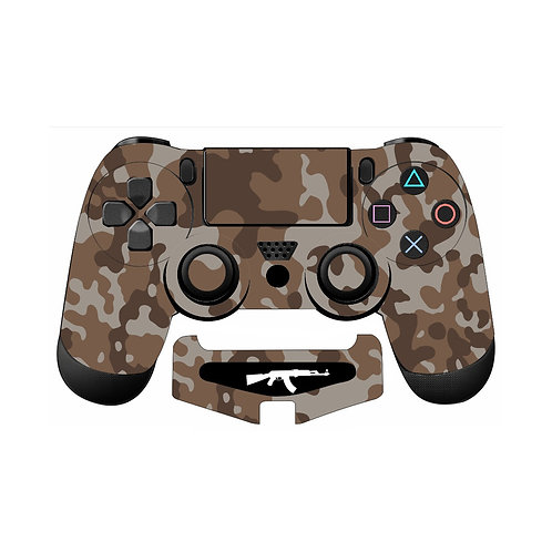 PS4 Camouflage #3 Skin For PlayStation 4 Controller