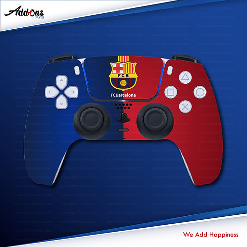 PS5 Controller FC Barcelona #1 Skin For PlayStation 5
