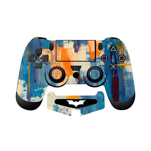 PS4 Artwork #9 Skin For PlayStation 4 Controller