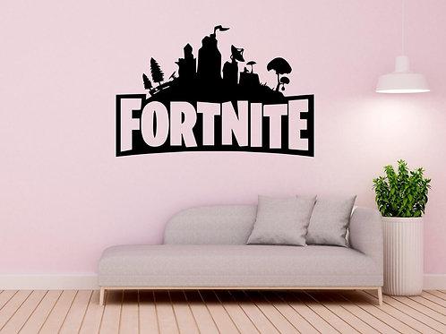 Fortnite Decal Wall Sticker