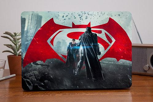 Laptop Batman VS Super Man 3M Vinyl Skin