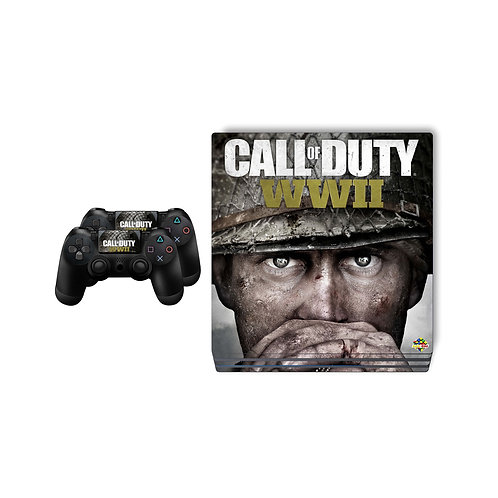 PS4 Pro Call of Duty #1 Skin For PlayStation 4