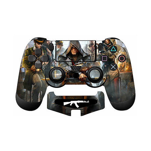 PS4 Assassin's Creed #3 Skin For PlayStation 4 Controller