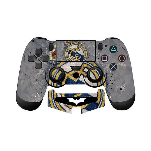 PS4 Real Madrid CF #7 Skin For PlayStation 4 Controller