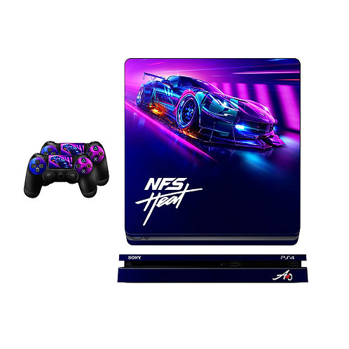 PS4 Slim Need for Speed Skin For PlayStation 4