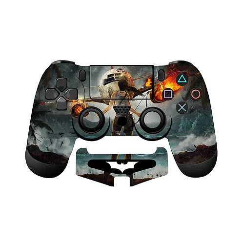 PS4 Tomb Raider Skin For PlayStation 4 Controller