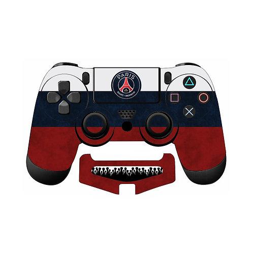 PS4 Paris Saint-Germain F.C Skin For PlayStation 4 Controller