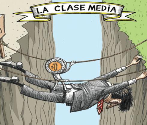 El problema de la clase media