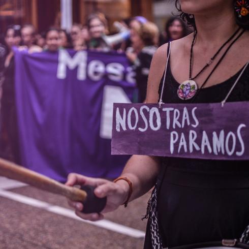 8M: paro internacional feminista