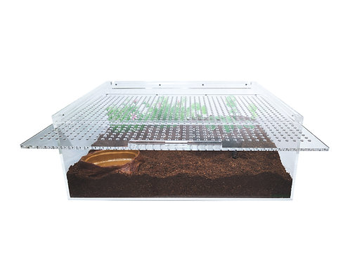 Acrylic Enclosure - XLarge Flat