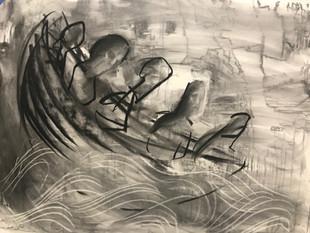 Saints in a Boat
