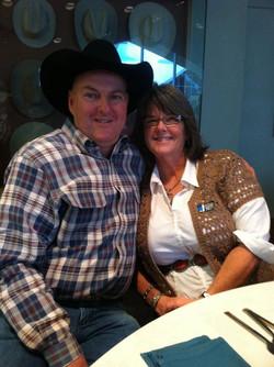 Lyle and Kathy Sankey