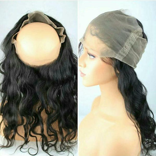 360 Lace Frontal | $100 - $135