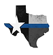 blue line tx flag white outline.png