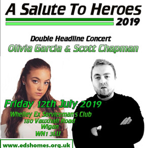 A Salute to Heroes 2019