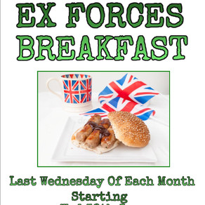 EDs Ex Forces Breakfast