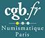 cgb comptoir général de bourse numismatique