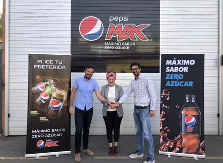 Ahembo se estrena con Pepsi MAX en la  Transgrancanaria HG 2020