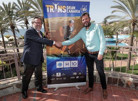 H10 Playa Meloneras Palace refuerza su colaboración  con la Transgrancanaria HG