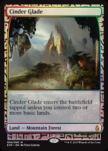 Cinder Glade (Masterpiece)