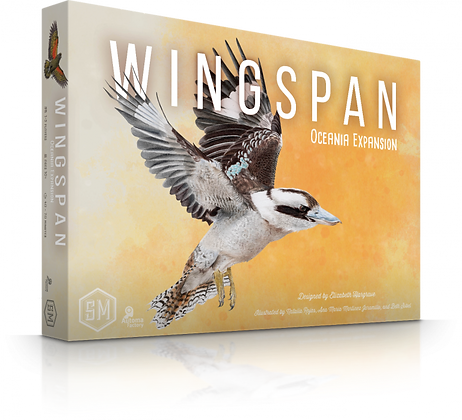 Wingspan: Oceana Expansion
