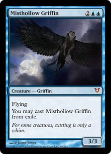 Misthollow Griffin (Avacyn Restored)