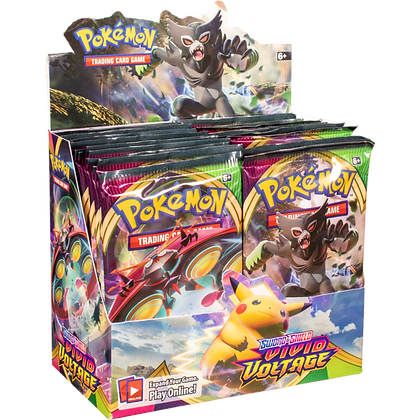 Pokemon - Vivid Voltage Booster Box