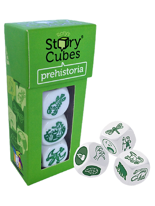 Rory's Story Cubes: Expansions