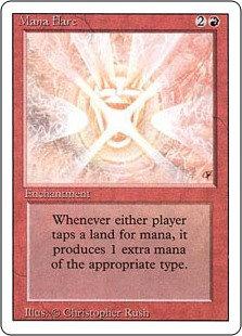 Mana Flare (Revised)