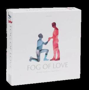 Fog Of Love Boy Boy Cover