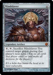 Mindslaver (Scars of Mirrodin)