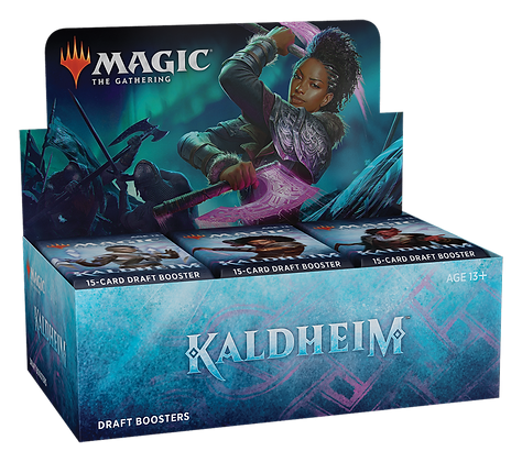 Kaldheim: Draft booster Box