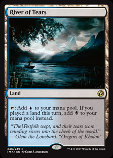 River of Tears (Iconic Masters)